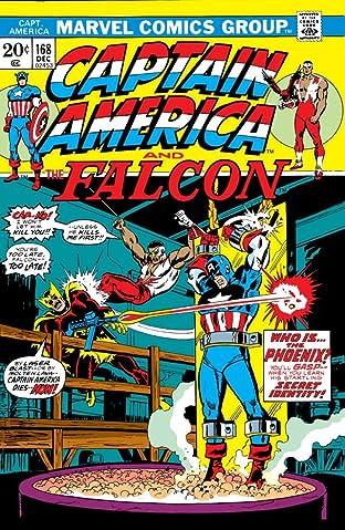 Captain America (1968-1996) #168