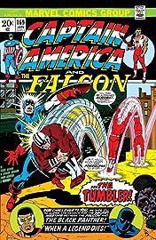 Captain America (1968-1996) #169