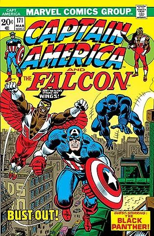 Captain America (1968-1996) #171