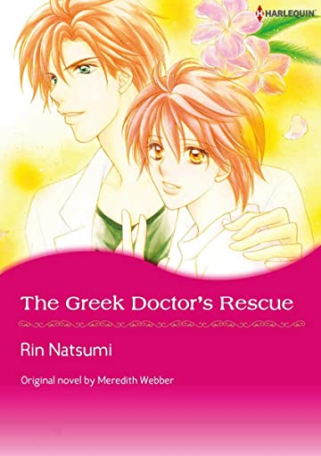 The Greek Doctor's Rescue