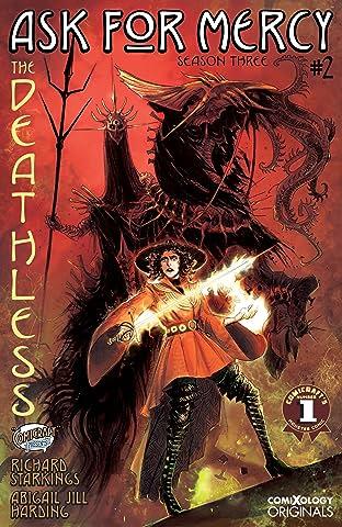 Ask For Mercy Season Three (comiXology Originals) #2 (of 6): World Of Disquiet