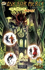 Ask For Mercy Season Three (comiXology Originals) #5 (of 6): World Of Disquiet