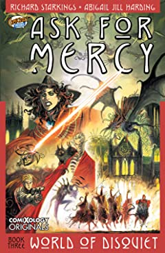 Ask For Mercy Season Three (comiXology Originals): World Of Disquiet