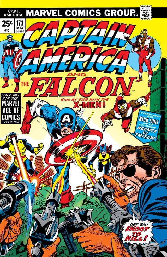 Captain America (1968-1996) #173