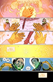 40 Seconds (comiXology Originals) #2