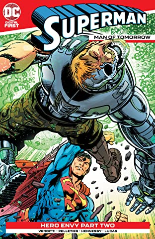 Superman: Man of Tomorrow #15
