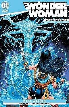 Wonder Woman: Agent of Peace #12