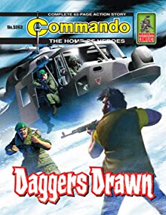 Commando #5363: Daggers Drawn