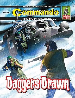 Commando #5363: Daggers Drawn