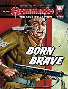 Commando No.5364: Born Brave