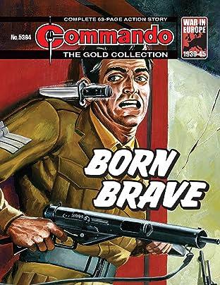 Commando #5364: Born Brave