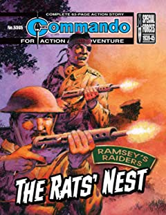 Commando #5365: Ramsey's Raiders: The Rats' Nest