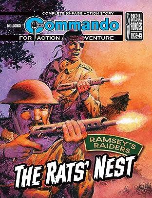 Commando No.5365: Ramsey's Raiders: The Rats' Nest