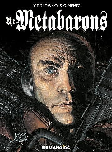 The Metabarons: Digital Omnibus