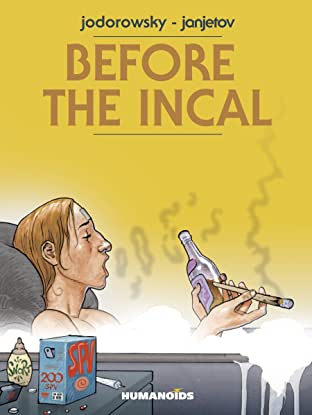 Before The Incal: Digital Omnibus