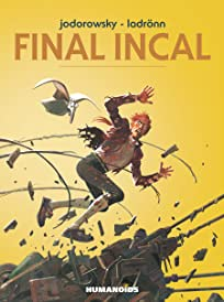 Final Incal: Digital Omnibus