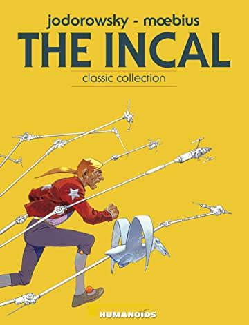 The Incal: Digital Omnibus