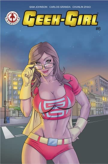 Geek-Girl Vol. 2 #6