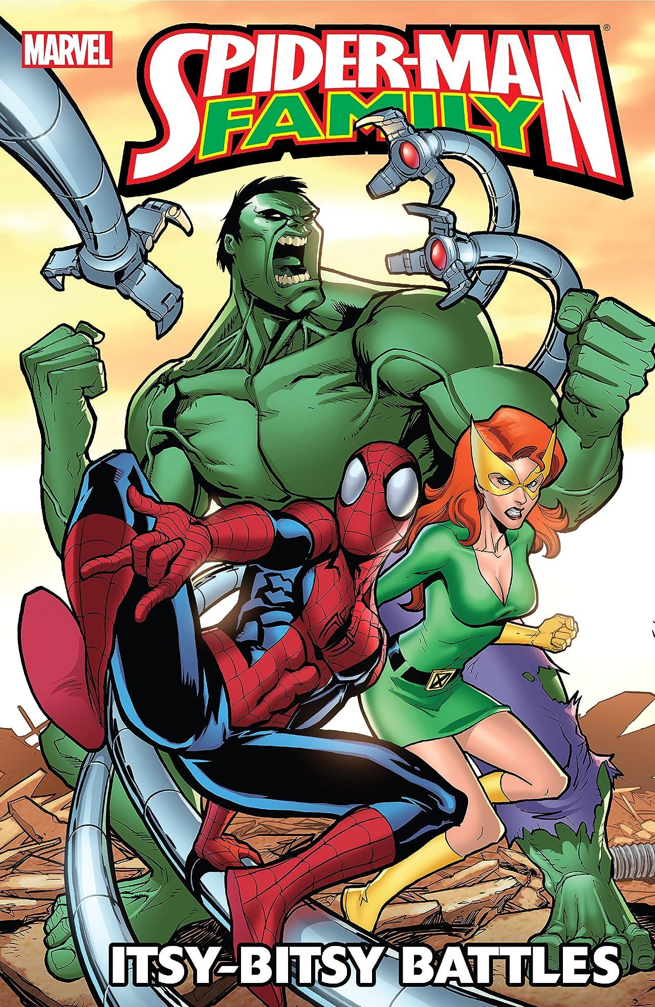 Spider-Man Family: Itsy-Bitsy Battles