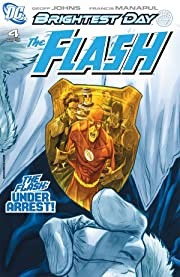 The Flash (2010-2011) #4