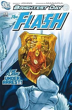 The Flash (2010-2011) No.4