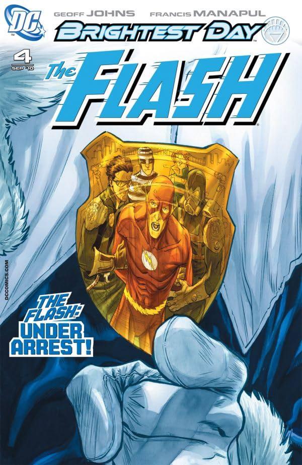 The Flash (2010-2011) #4