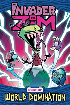 Invader ZIM Best of World Domination