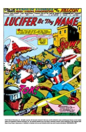 Captain America (1968-1996) #177