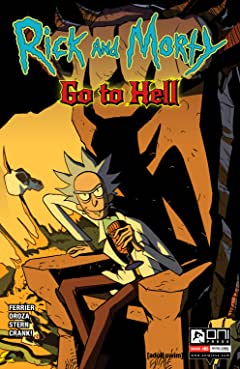 Rick and Morty #5: Go To Hell