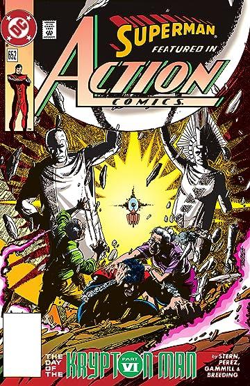 Action Comics (1938-2011) #652