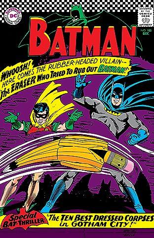 Batman (1940-2011) #188