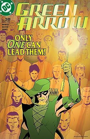 Green Arrow (2001-2007) No.38