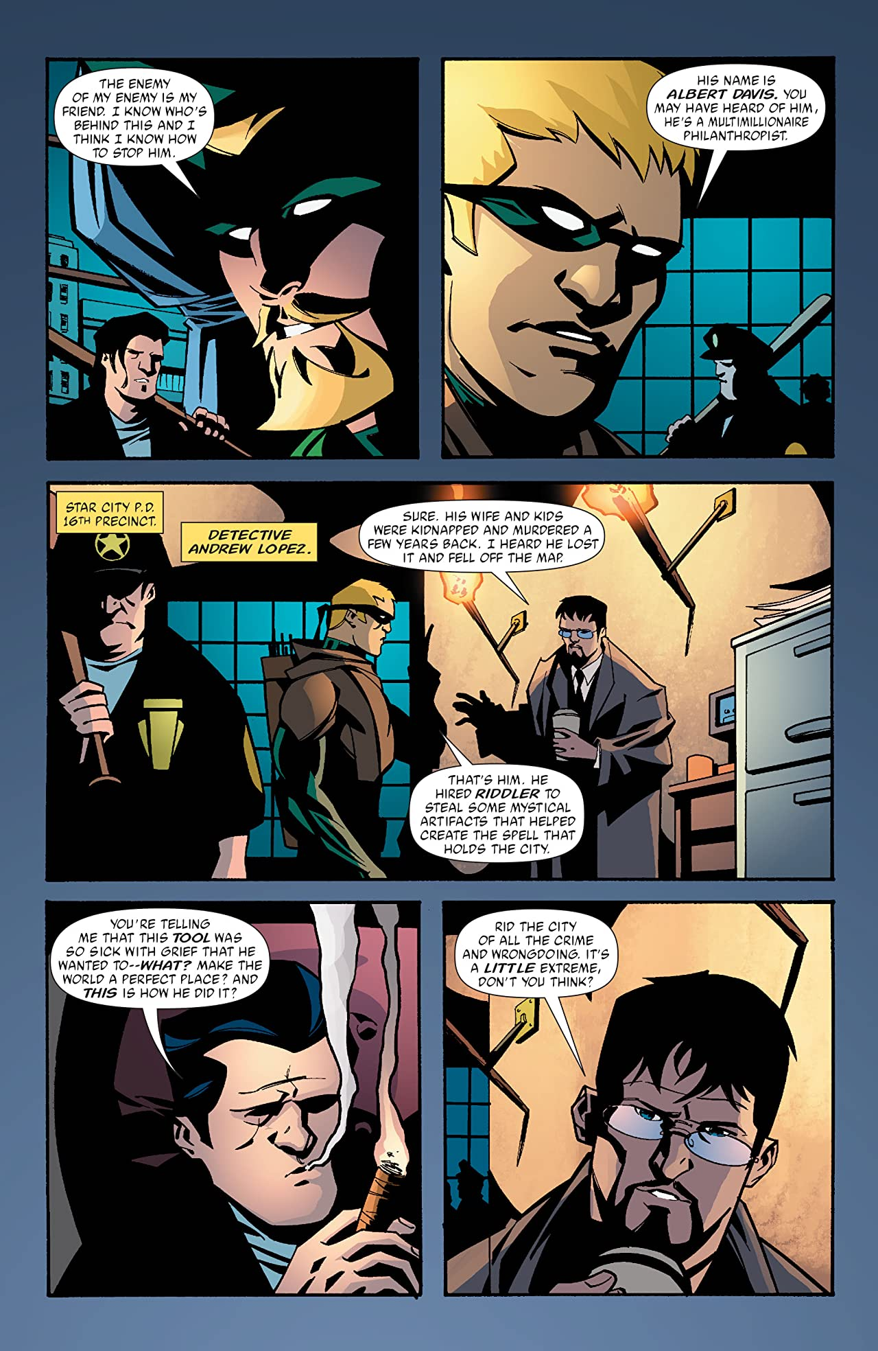 Green Arrow (2001-2007) #38
