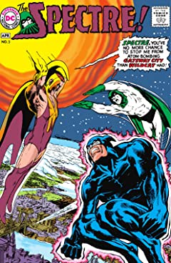 The Spectre (1967-1969) #3