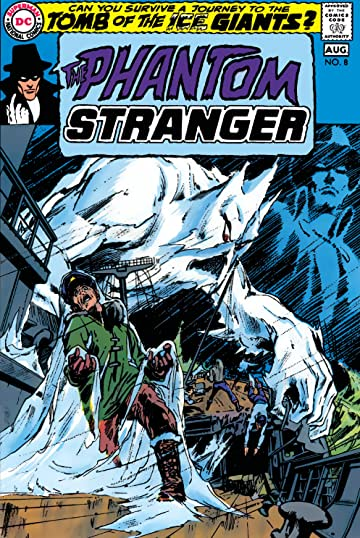The Phantom Stranger (1969-1976) #8