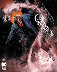 The Question: The Deaths of Vic Sage (2019-) #4