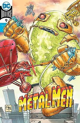 Metal Men (2019-) #9