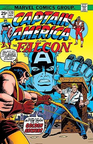 Captain America (1968-1996) #179