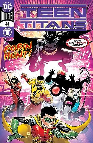 Teen Titans (2016-) #44