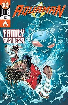 Aquaman (2016-) #62