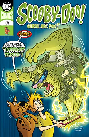 Scooby-Doo, Where Are You? (2010-) #105