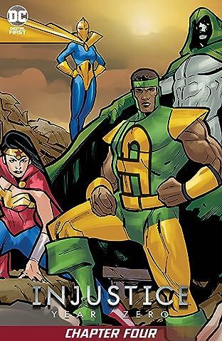 Injustice: Year Zero (2020-) #4