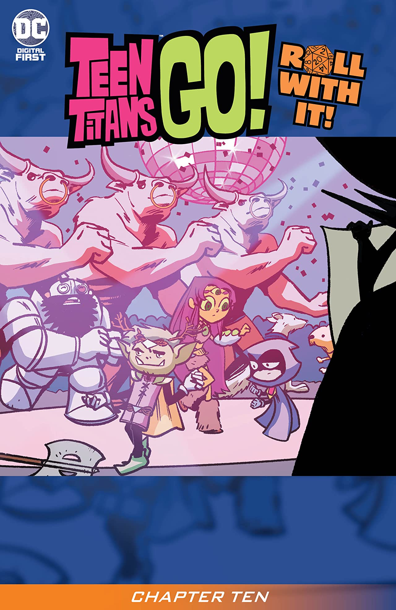 Teen Titans Go! Roll With It! (2020-) #10