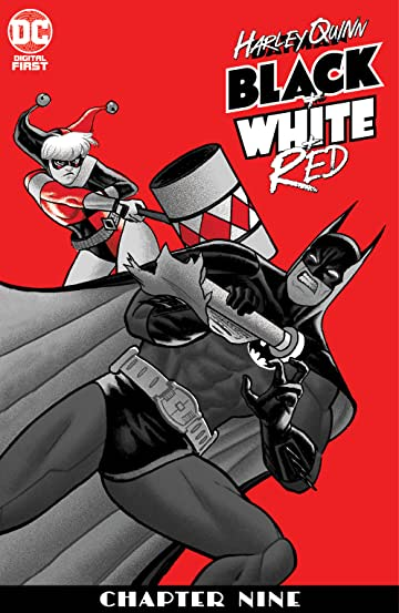 Harley Quinn Black + White + Red (2020-) #9