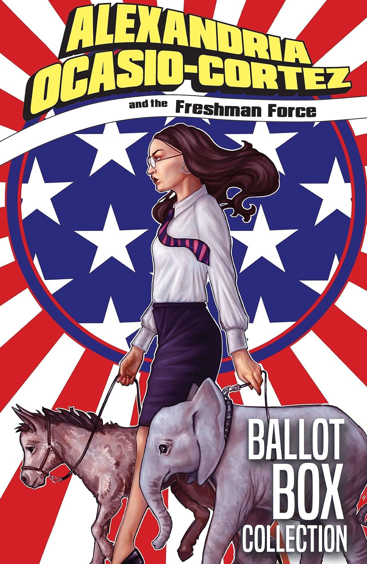Alexandria Ocasio-Cortez and the Freshman Force: Ballot Box Collection