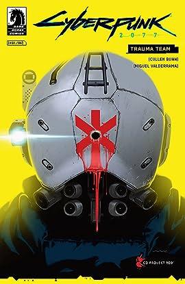 Cyberpunk 2077: Trauma Team #1