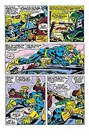 Captain America (1968-1996) #182