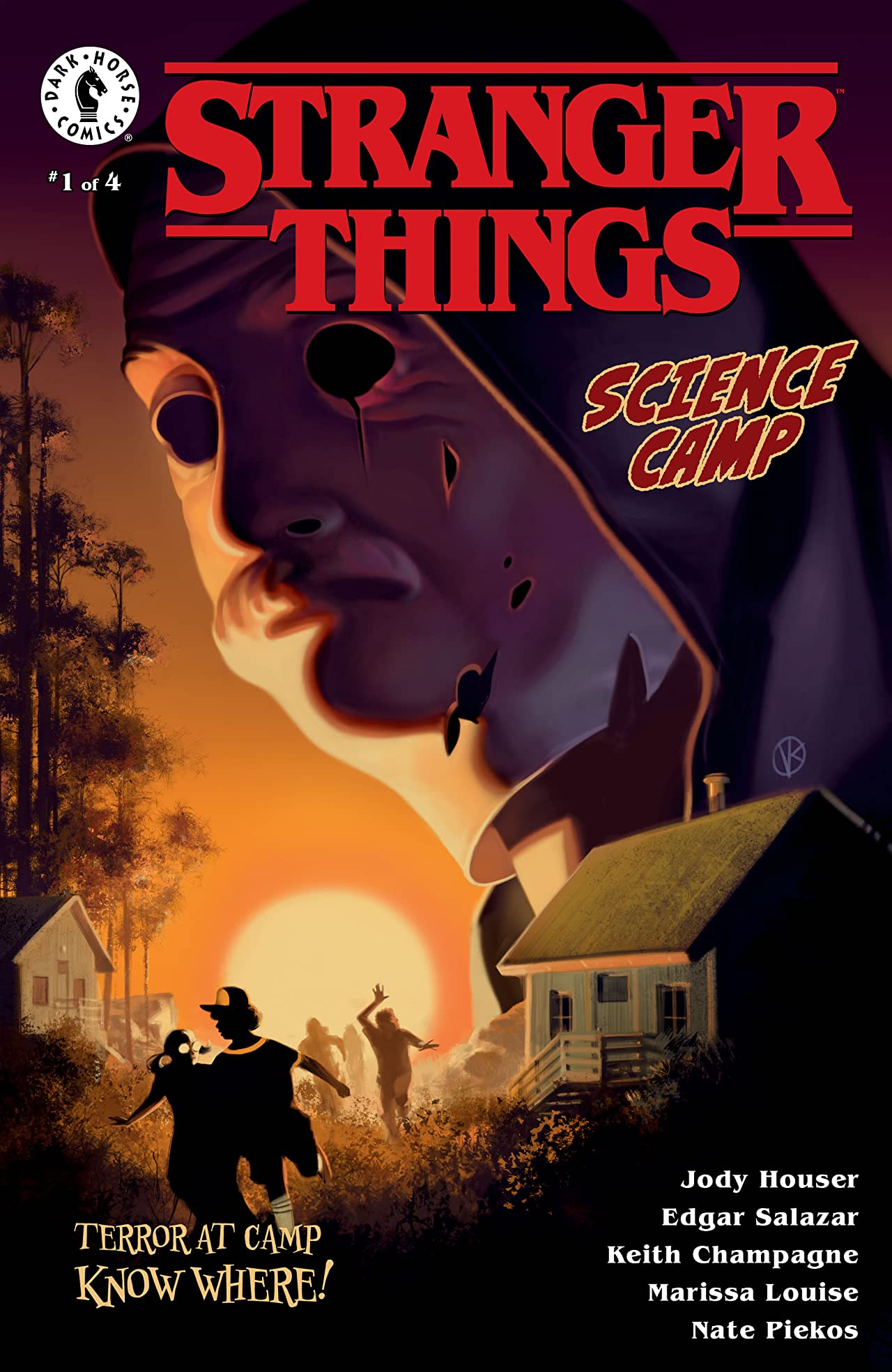 Stranger Things: Science Camp No.1
