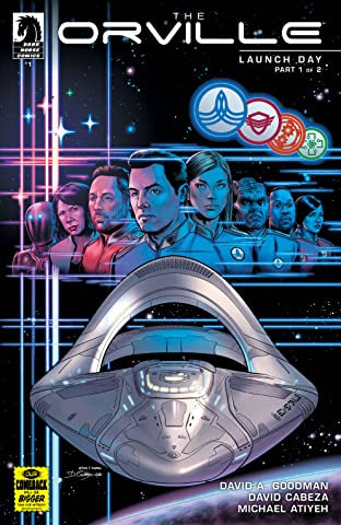 The Orville #1: Launch Day (Part 1 of 2)