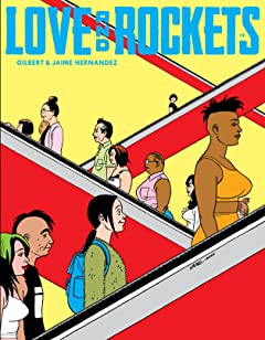 Love and Rockets #9: Vol. IV